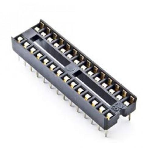 28 Pin - DIP IC Socket/Base