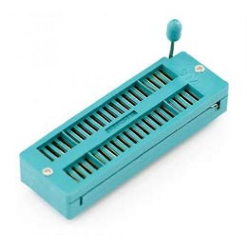 40 Pin ZIF Socket/Base