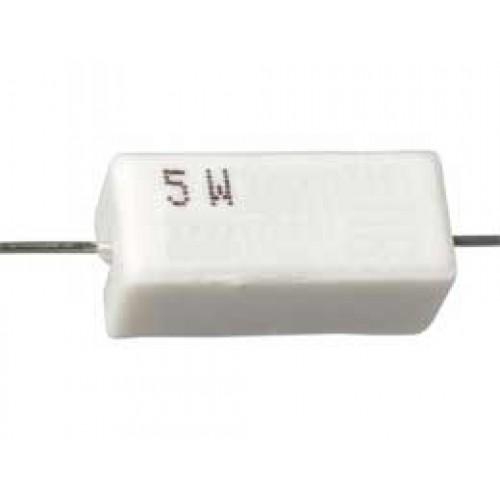 1 ohm 5w power resistor