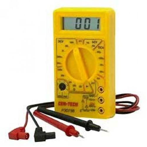 Digital Multimeter LCD Disply
