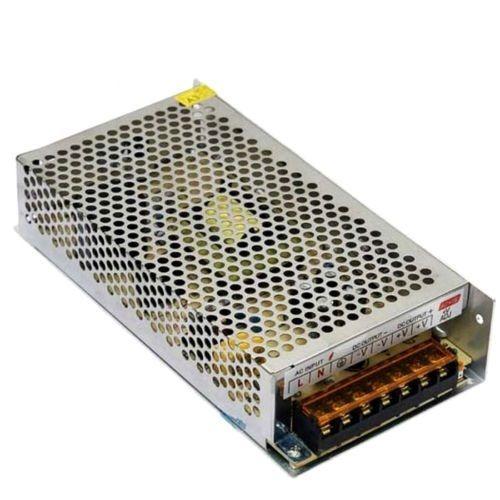 12Volt 10A Power Supply, SMPS For LED Strip, CCTV