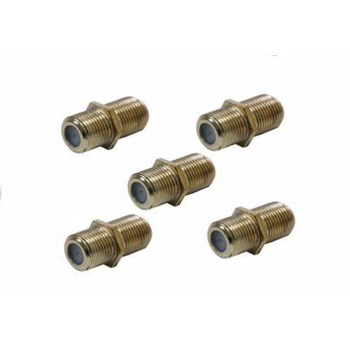 Cable Jointer Cable Extension Female Adaptor Rg6, Rg59