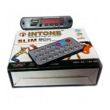 Mini Stereo Audio Amplifier MP3 Player,Card, USB, FM Radio, Aux IN & Remote