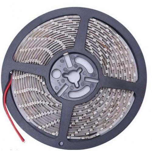 5m 300 LED White Waterproof LED Strip