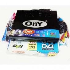 Ony Free to Air Set-Top Box ku- C Band