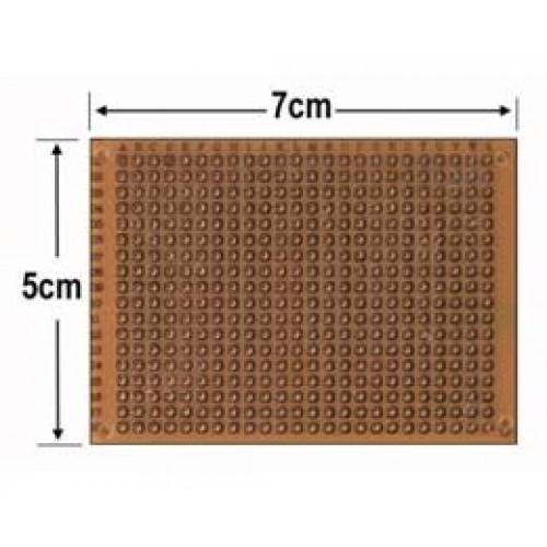 70mm x 50mm PCB Board
