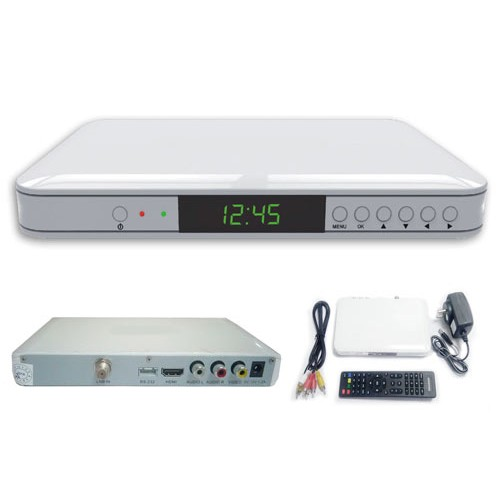 Full HD1080 Free To Air Set Top Box MPEG-4 HDMI USB Recording