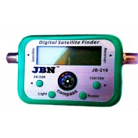 JBN Digital Satellite Signal Finder Meter For Dish TV JB-219