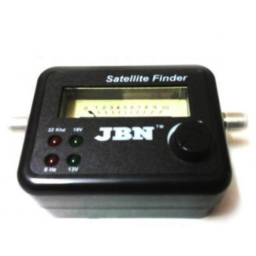 JBN Satellite Signal Finder Meter For Dish TV