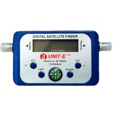 UNIT-E SF-9506A Digital Satellite Signal Finder Meter For Sat Dish