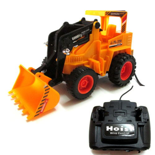JCB Crane Truck Toys