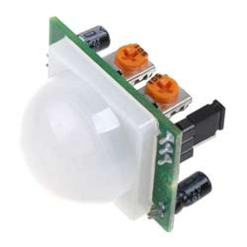 Pyroelectric Infrared PIR Motion Sensor Module